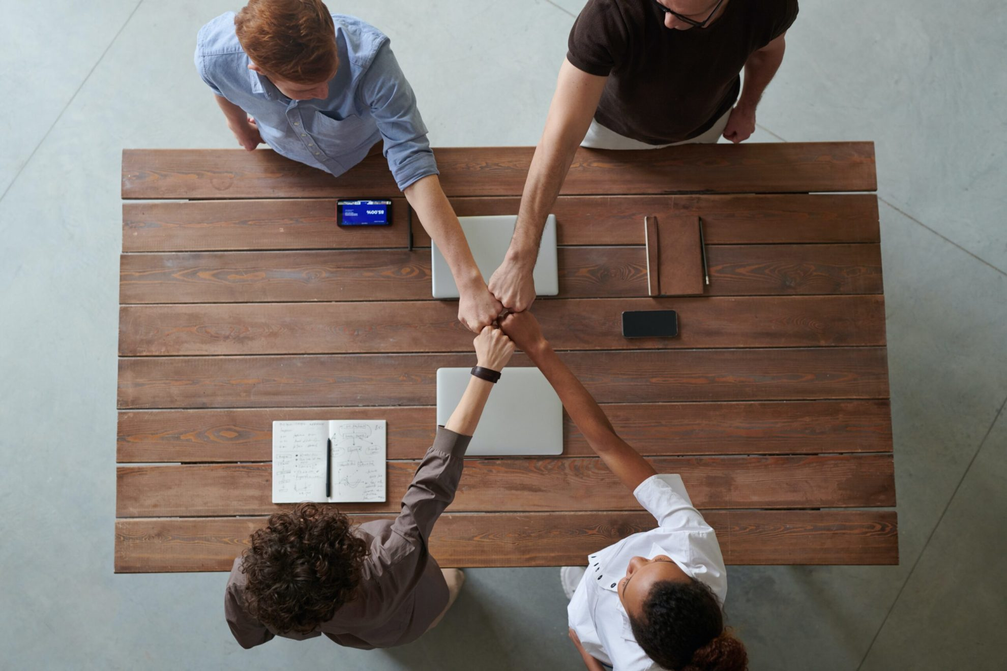 Do you want to learn to collaborate better? Our teamwork training courses can help you to inspire and empower your colleagues